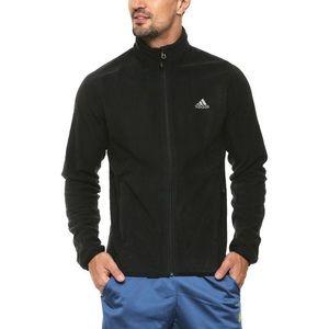 Adidas Men's Full Zip Fleece Jacket